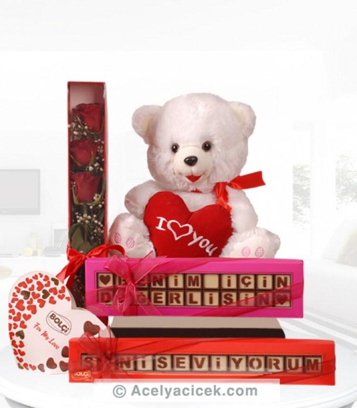 Tatlı ve Sevimli Aşk Kargolu
