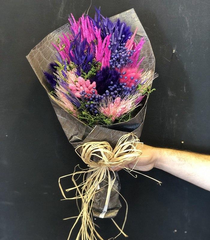 Premium Blue Bouquet