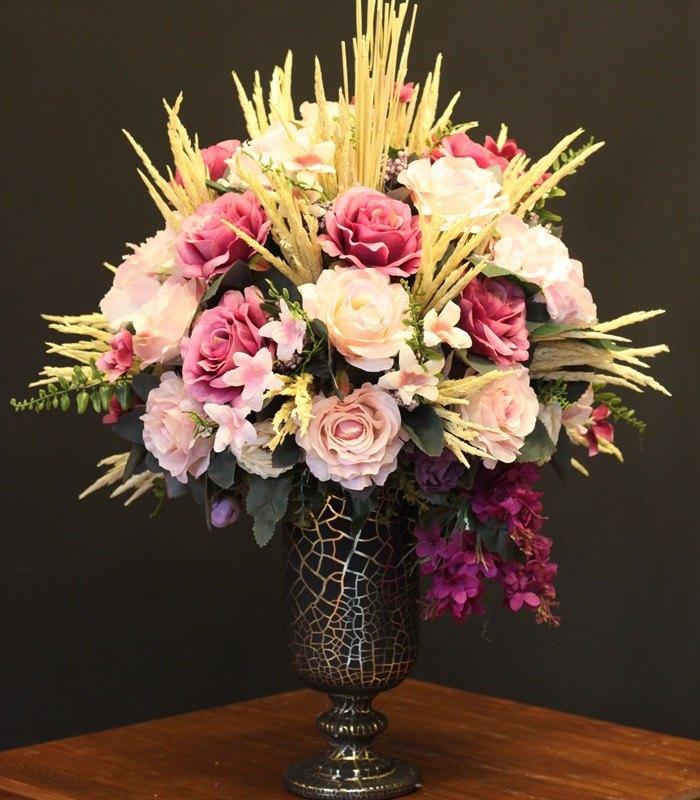 Yapay Çiçek Aranjmanı Hisar