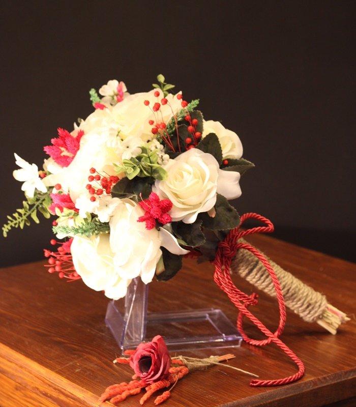 Zonguldak Gelin Çiçeği Buketi