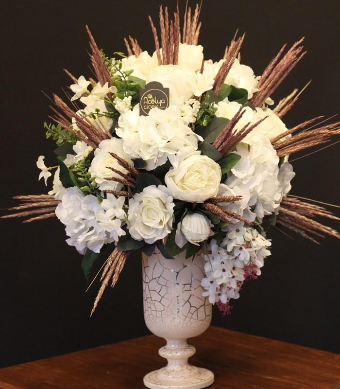 Yapay Çiçek Aranjmanı Konak