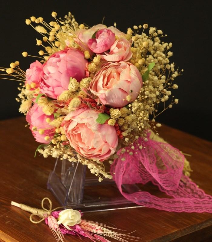 Gaziantep Gelin Çiçeği Buketi