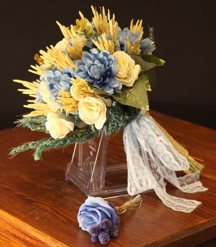 Şanlıurfa Gelin Çiçeği Buketi
