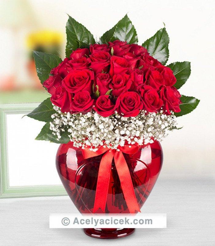 Aşk Kırmızısı